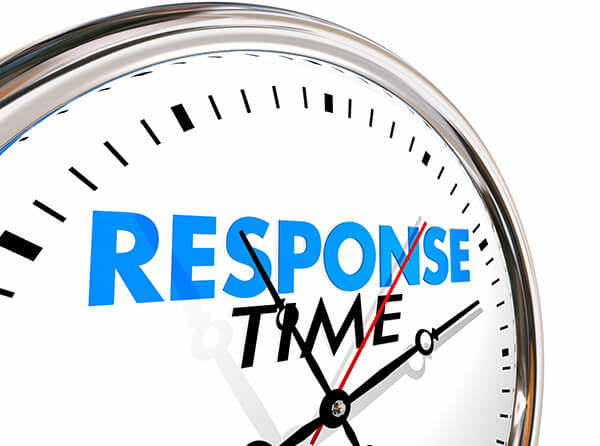 Website Response Time