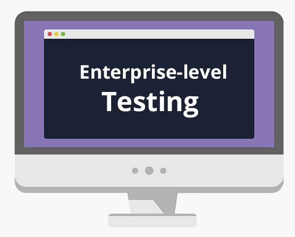 Enterprise-level Testing