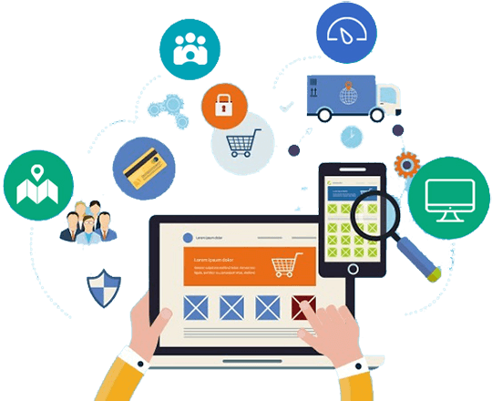 Best E commerce Website Design & Development Company In USA
