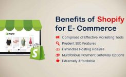 Why is Shopify Beneficial for E-Commerce Startups