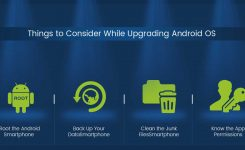 Things to Consider While Upgrading Android OS