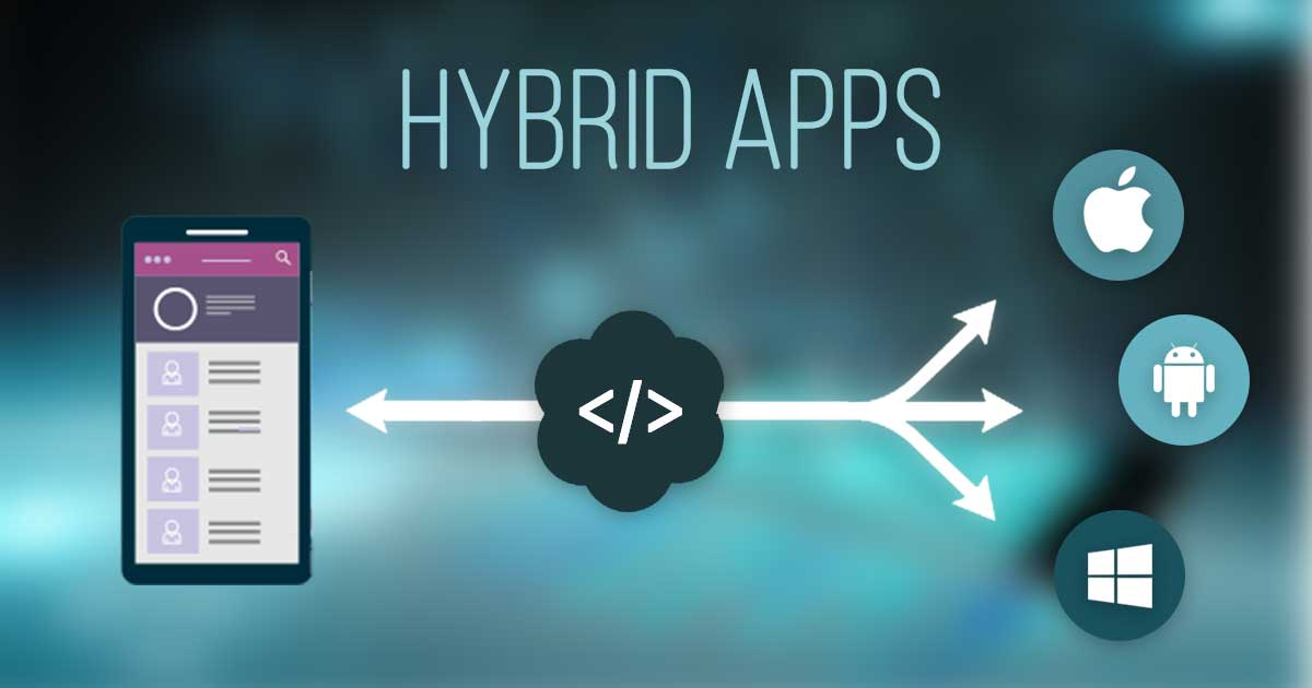 Hybrid App Development and Their Various Frameworks