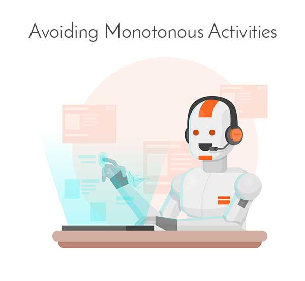 Avoiding Monotonous Activities