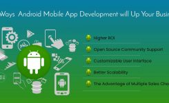 5 Ways Android Mobile App Development will Up Your Business
